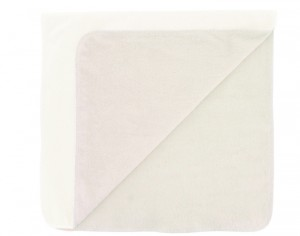 LULU NATURE Tapis de Change Blanc
