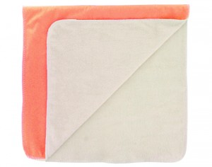 LULU NATURE Tapis de Change Orange