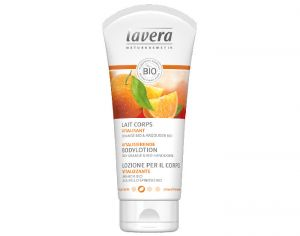LAVERA Lait Corps Vitalisant - Orange - 200 ml