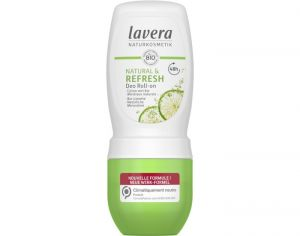 LAVERA Déodorant Roll-on Limette & Verveine - 50 ml