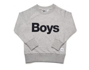 BOYS&GIRLS Sweat-shirt en coton bio