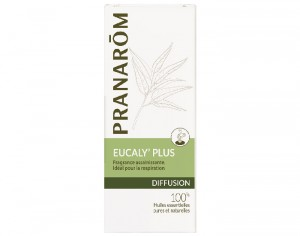PRANAROM Synergie d'Huiles Essentielles - Eucaly'Plus - 30 ml