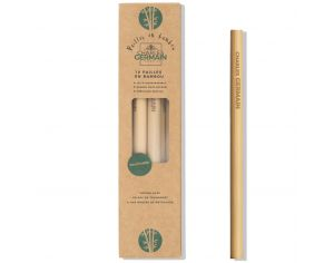 CHARLES GERMAIN COSMETICS Pailles En Bambou Biodégradable