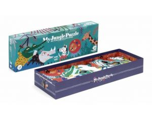 LONDJI Puzzle Evolutif Jungle - Dès 3 ans