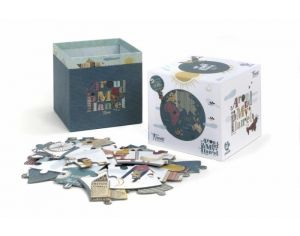 LONDJI Puzzle - Around my Planet - Dès 3 ans