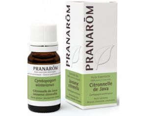 PRANAROM Citronnelle de Java - 10 ml