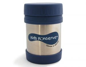 KIDS KONSERVE Box Alimentaire Isotherme Océan - 330 ml