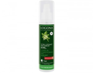 LOGONA Spray Démêlant Lissant - 150 ml