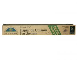 IF YOU CARE Papier Cuisson FSC non-Blanchi