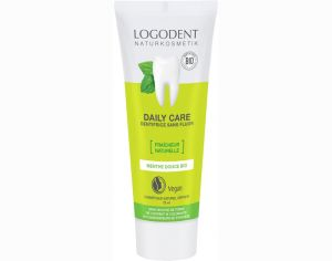 LOGONA Daily Care Dentifrice à la Menthe - 75 ml