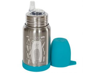 GASPAJOE Gourde en Inox - Collection Sippy - 350ml Ours