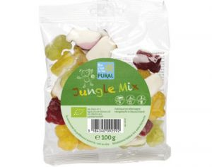 PURAL Bonbons Mix Jungle  - 100 g