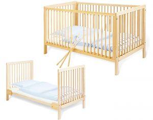lits de bb en bois berceaux couffins matelas bio bb au naturel. Black Bedroom Furniture Sets. Home Design Ideas