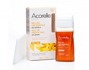 ACORELLE Cire Orientale en Roll On Ylang et Sucre de Canne - 100 ml