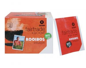 OXFAM Rooibos Thé Rouge Bio
