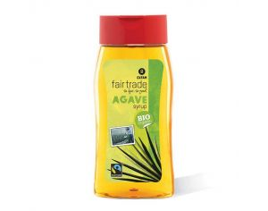 OXFAM Sirop d'Agave Bio et Equitable - 350g