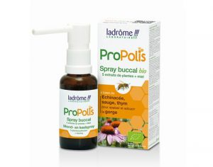 LADROME Spray Buccal Propolis - 30 ml