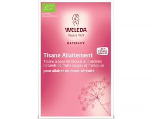 WELEDA Pack Tisanes Allaitement Fruits Rouges