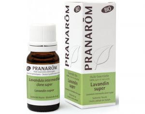 PRANAROM Lavandin Super Bio - 10 ml