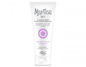 MARILOUBIO Masque Visage Purifiant - 75 ml