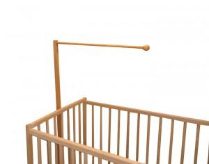 fl che de lit en bois de h tre et huil prolana. Black Bedroom Furniture Sets. Home Design Ideas
