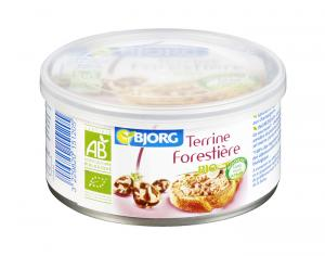 BJORG Terrine V�g�tale Foresti�re - 125 g
