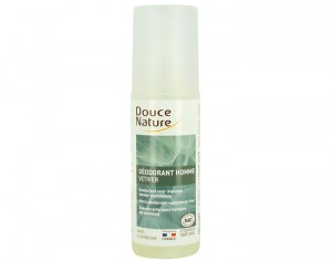 DOUCE NATURE Spray Déodorant Homme - 125 ml