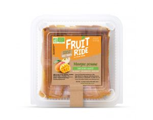 FRUIT RIDE Fruit Ride Mangue pomme Barquette 500g