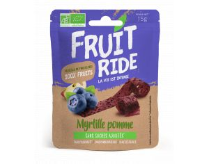 FRUIT RIDE Myrtille Pomme Doypack - 15g