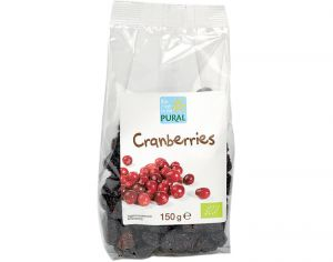 PURAL Cranberries - 150 g