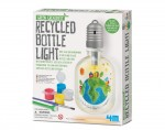 4M Green Creativity Lampe Bouteille Recycl�e - D�s 5 ans