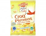 GRILLON D'OR Croq'Piment - 60 g