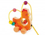 JANOD Mini Looping - Poule � Tirer - D�s 12 Mois