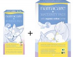 NATRACARE Pack Maternit� - Coussinets d'Allaitement + Serviettes Post Partum