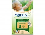 MOLTEX Couches jetables Nature 1