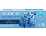 NATRACARE Tampons Sans Applicateur (Super)