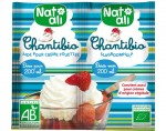 NAT-ALI Chantibio - Pr�paration pour Cr�me Chantilly - 2 x 8 g
