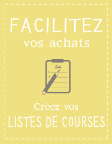 Mini MEA Liste de Courses