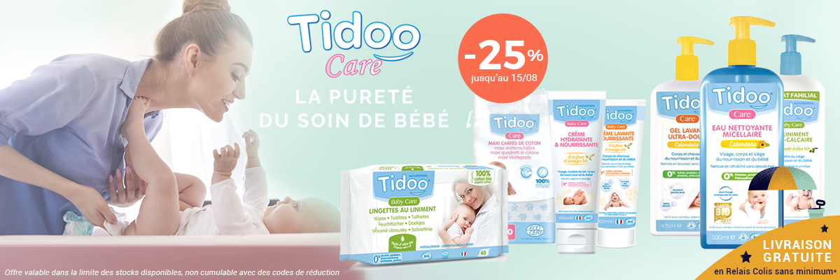 TIDOO Care -25%