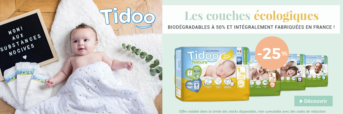 TIDOO Couches -25%